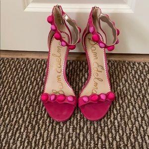 Sam Edelman Pink Heels